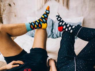 Ponožky FOXY SOXY, sktorými sa nudiť nebudete