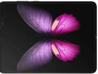 Samsung spouští prodej Galaxy Fold – prvního telefonu sohebným displejem na českém trhu