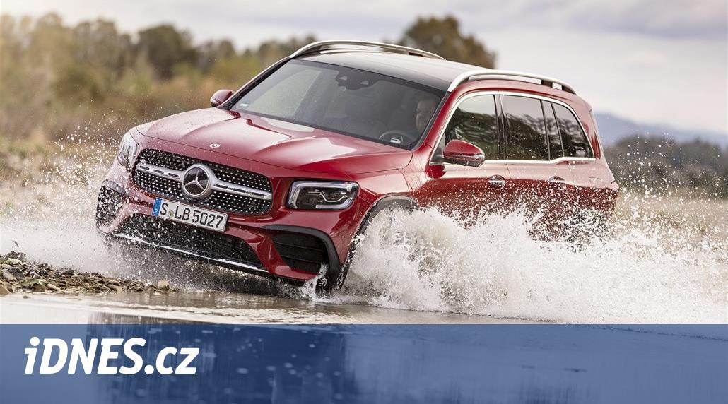 Mercedes GLB je SUV, co konečně dává rodině smysl. K tomu skvěle jezdí