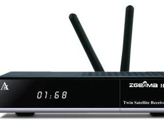 Zgemma H9 TWIN - výborný UHD satelitní přijímač s 2 CI sloty