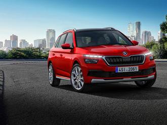 Škoda Kamiq má českou cenu, stojí od 379 900 Kč