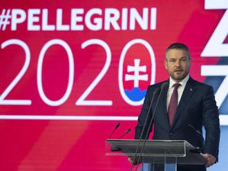 Pellegrini ako korunný princ a krajšia fasáda. O čom je nová kampaň Smeru a kto je za ňou