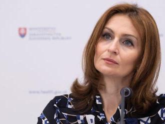 Demisia ministerky Kalavskej bola doručená do kancelárie prezidentky