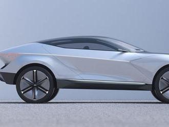 Kia Futuron: Elektrické SUV-kupé čerpá z čínskej mytológie. Má dračie svetlá