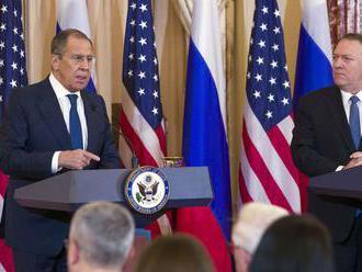 Pompeo varoval Lavrova pred zasahovaním do volieb v USA