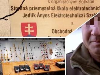 Maturant Lukáš leží v umelom spánku: FOTO Na hodine ho zasiahol elektrický prúd, zo slov jeho otca m