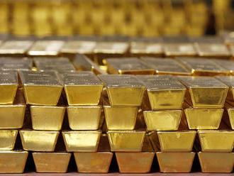 NBS prezradila, koľko zarobila na obchodovaní so zlatom uloženým v Bank of England