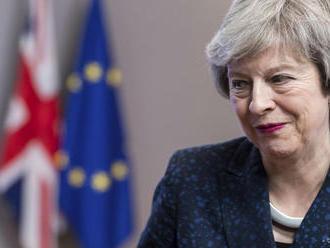 T. Mayová odmietla návrh J. Corbyna na zachovanie colnej únie