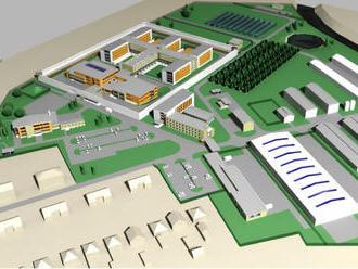 ZVJS pokračuje v realizácii novej väznice v Rimavskej Sobote
