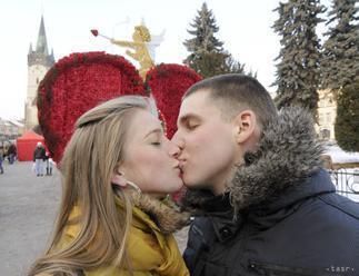 Deň sv. Valentína sa stal sviatkom zaľúbených vo viacerých štátoch