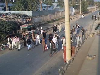 Taliban ohlásil neplánované mierové rokovania s USA v Pakistane