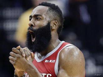 NBA: Minnesota zdolala Houston, hosťom nepomohlo ani 42 bodov Hardena