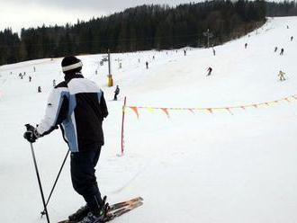 Chce sa vám dnes na lyže? Tieto strediská sú k dispozícii