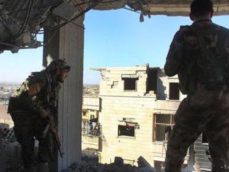 Islamský štát vo východnej Sýrii údajne melie z posledného