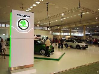 Predaj automobilky Škoda Auto sa v januári znížil o 1,1 %
