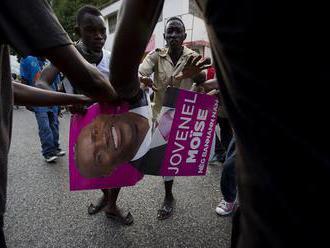 Protesty proti haitskému prezidentovi si vyžiadali štyroch mŕtvych