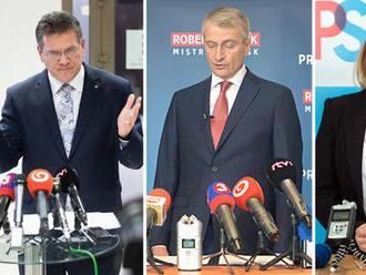 """Opozícia nemá jasno v tom, ako má postupovať Mistrík a Čaputová. Galko: """"Vystrie ma, keď sa pr"""