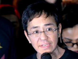 Na kauciu prepustili prominentnú novinárku kritickú k Dutertemu