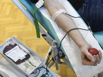 Slovenský Červený kríž: Aj darovaním krvi možno prejaviť lásku k blížnemu
