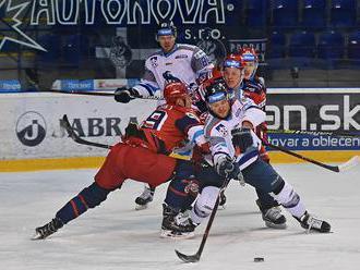 Tipsport liga: Zvolen prehral v Poprade, Banská Bystrica zdolala Košice 5:1