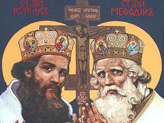 Judák: Pred 1150. rokmi zomrel sv. Konštantín – Cyril, bol to veľký vzdelanec
