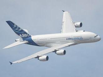 Airbus zastaví výrobu stroja A380 superjumbo
