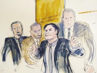 Desaťkrát vinný. Proces ukázal, ako El Chapo znásilňoval deti a hádzal svoje obete do ohňa