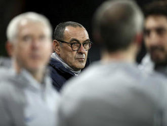 Sarriho metódy nefungujú a �hrozí mu odvolanie. Tréner však nie je jediným problémom Chelsea