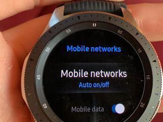 Test: Hodinky, s ktorými si už aj zavoláte - Samsung Galaxy Watch eSIM