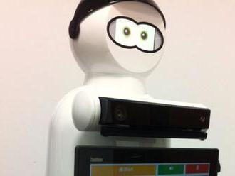Robot MARIO pomáha osamelým ľuďom trpiacim demenciou