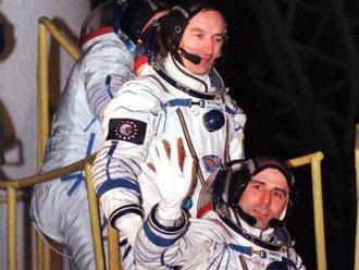 Slovenský kozmonaut pozval kolegov na stretnutie do Bratislavy