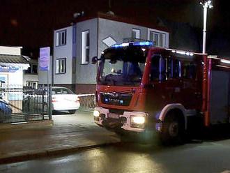 Požiar výrobnej haly v Ľubovnianskych kúpeľoch: Obrovské škody, príčina sa zisťuje
