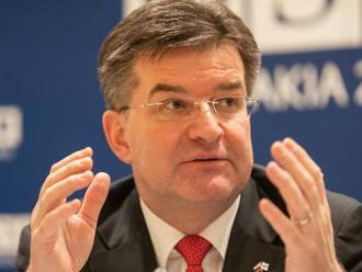 Návšteva šéfa diplomacie USA je príklad bezproblémového partnerstva, tvrdí Lajčák