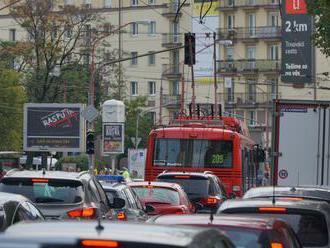 Peklo vypukne už o pár hodín! Všetci varujú pred dopravným kolapsom v Bratislave, VIDEO toto nás čak