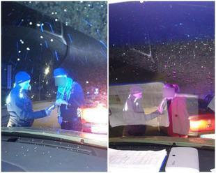 Jeden lepší ako druhý! FOTO Dolnokubínski policajti riešili v noci kuriózny prípad