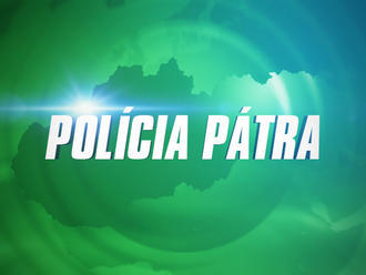 Polícia pátra po Dominikovi na FOTO: Je podozrivý z majetkovej trestnej činnosti