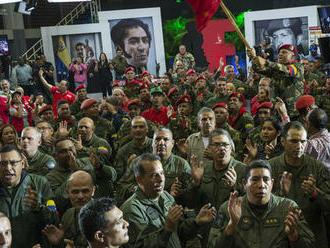 USA vyslali špeciálne jednotky na karibské ostrovy blízko Venezuely