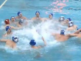Ako vo vírivke: V ruskej lige sa medzi hráčmi vodného póla strhla veľká bitka