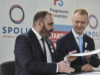 Najnovší prieskum: V parlamente by sedeli aj poslanci Progresívneho Slovenska a Spolu