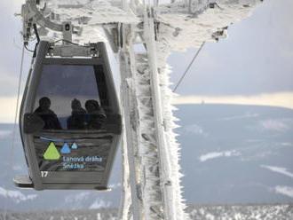 Lanovka na Sněžku od pondělí nepojede kvůli jarní údržbě