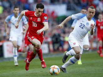 Slovensko prohrálo ve Walesu 0:1, Rusko porazilo Kazachstán 4:0