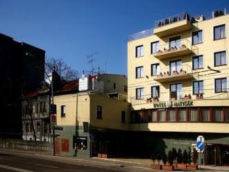 Ubytujte sa v srdci mesta Bratislava! Hotel Matyšák je nový hotel pýšiaci sa historickou vínnou pivn
