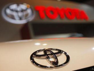 Toyota zvyšuje investície v USA