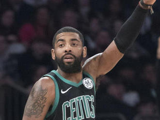 NBA: Irving zaznamenal triple-double a potiahol Boston k triumfu