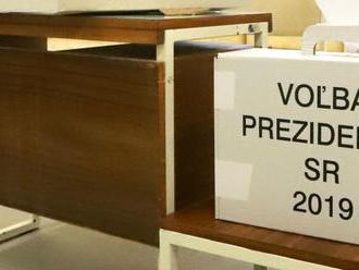 PRIESKUM: Do 2. kola by postúpili Z.Čaputová a M. Šefčovič