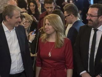 Vo voľbách vedie Čaputová, sčítaných je 21,56% hlasov