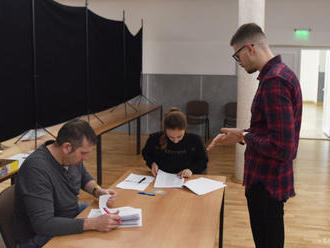 Najnižšia volebná účasť bola v Košickom kraji