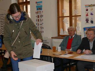 V Nitrianskom kraji sa zúčastnilo na voľbách 43,62 percenta voličov