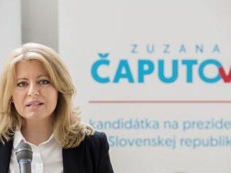 Na Záhorí dominovala Z. Čaputová, volebná účasť presiahla 50 percent