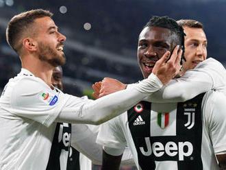 Juventus prehral prvý zápas v sezóne